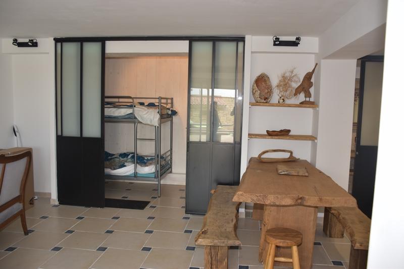 Verriere Avec Porte Coulissante verriere style atelier avec portes coulissantes à marseille dans le 13