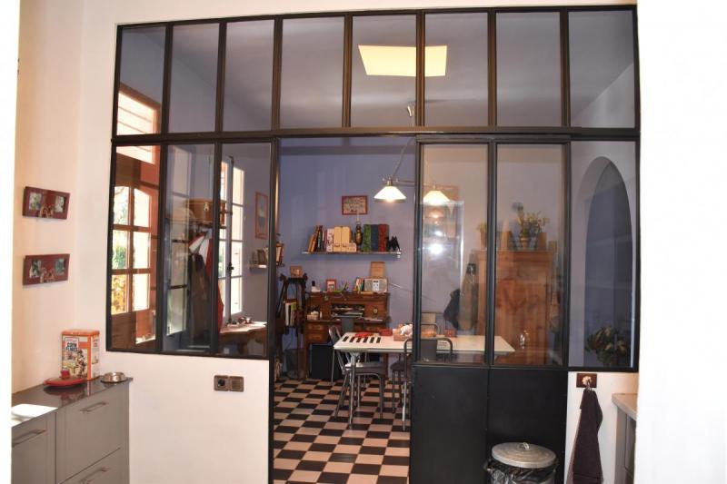 verri re style atelier avec porte coulissante pos e marseille 13011 eoures ferronnerie. Black Bedroom Furniture Sets. Home Design Ideas