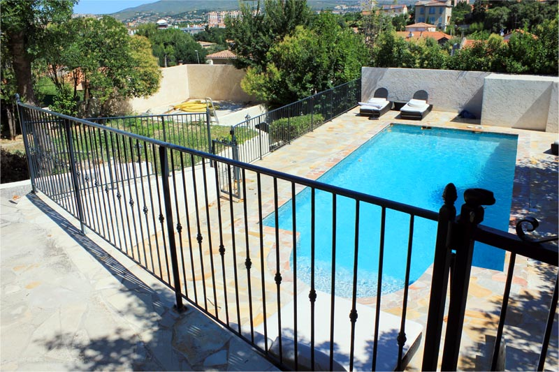 Rembarde de sécurité piscine à Marseille Aubagne Marseille